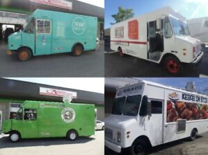BRAND NEW FOOD TRUCK BUILD! BE YOUR OWN BOSS!