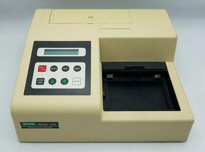 Bio Rad 550 Microplate Reader