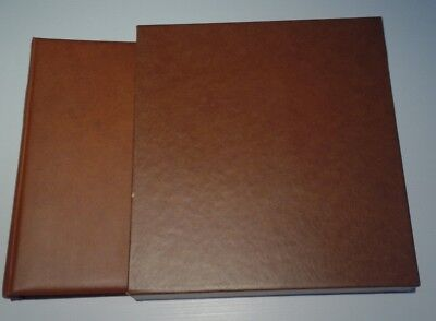 Lindner-T SAND binder with slipcase Used in a very good condition