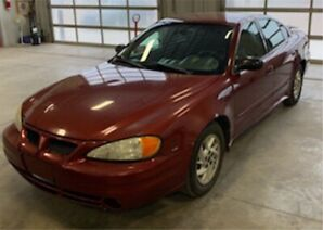 2003 Grand am for sale