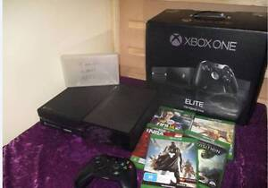 XBOX ONE 1 tb with games 380 the lot Albany Albany Area Preview