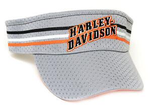 Harley-Davidson-Visor-Hat-Officially-Licensed-One-Size-Fits-All