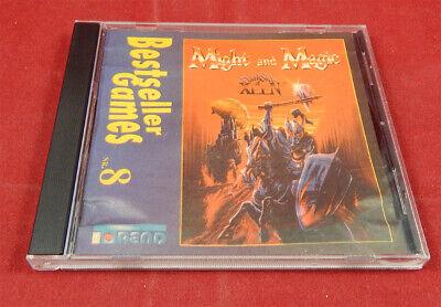 Might and Magic 5 Darkside of Xeen CD aus Bestseller
