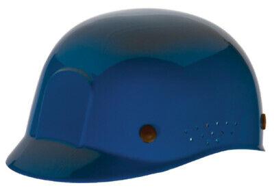 Radnor Blue Polyethylene Cap Style Bump Cap With Suspension 64051042