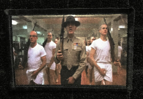 Full Metal Jacket This is my Gun Morale Patch Tactical Military Army Badge Flag