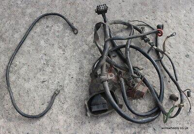 BMW Engine Wiring Loom Harness E28 M10 Motronic Injection 518i M10B18