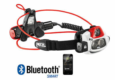 NEW PETZL NAO +    Reactive Lighting Technology 750 lumens Bluetooth E36AHR 2B