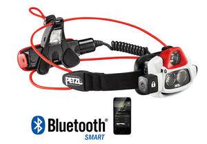 NEW PETZL NAO +    Reactive Lighting Technology 750 lumens Bluetooth E36AHR 2B