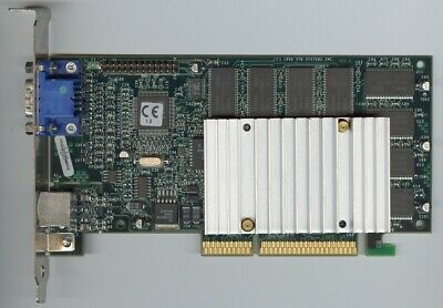 Tarjeta Gráfica 3DFX Voodoo 3 3000 16MB AGP 2x VGA for sale  Shipping to South Africa