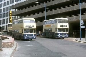 WMPTE Fleetlines Birmingham 1980 Bus Photo