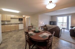 2BR Furnished Suites in Dawson Creek | Clean & All Inclusive
