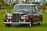 1960 Rolls-Royce Phantom V Park Ward Limousine