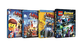 The Lego Movies From Only £5.49!
