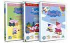 Peppa Pig: Triple Pack DVDs
