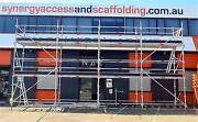 Aluminium Quick stage Modular Scaffold (KWIKALLY) Revesby Bankstown Area Preview