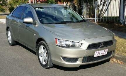 2007 MITSUBISHI LANCER IMMACULATE CONDITION REGO RWC Calamvale Brisbane South West Preview