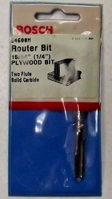Plywood Mortising Bit (Bosch 84600M 15/64-Inch Plywood Mortising Router Bit 1/4-Inch Shank)