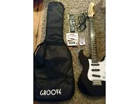 Groove electric guitar