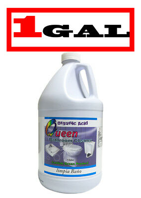 [1GAL] Queen Gal Power Toilet Bowl Cleaner Cleaning Power //350439GL
