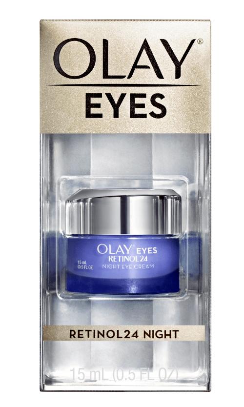 Olay Regenerist Retinol 24 Night Eye Cream 0.5 Ounces