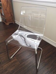 Selling 4 Ikea Tobias chairs