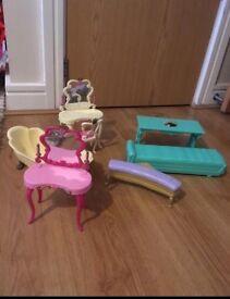 Disney princess furniture