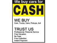 ***Cars/vans/4x4s WANTED Top price paid***