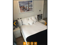 Ensuite double bedroom with TV, wifi and kitchette