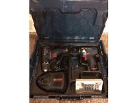 Bosch Professional 10.8v Combi Set *please read all advert*