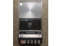National Panasonic Tape Recorder
