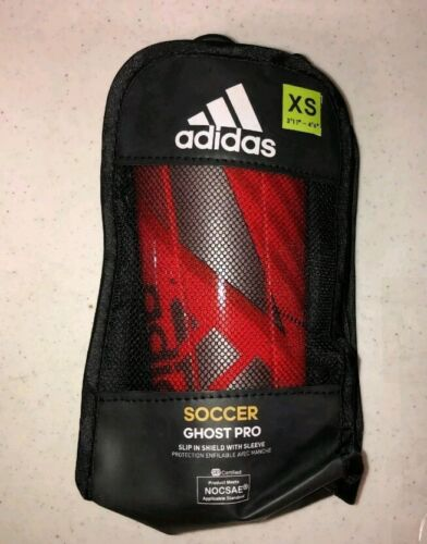 Adidas Performance Soccer Ghost Pro Shin Guards XS NWT!