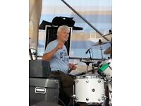 Mature drummer available to dep
