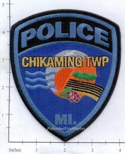 Michigan - Chickaming Township MI Police Dept Patch