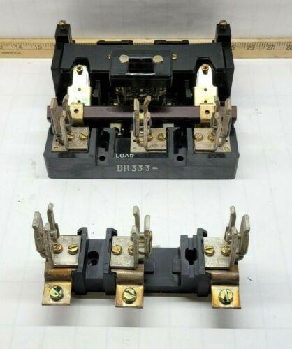 GE 200 AMP QMR DISCONNECT SWITCH INSERT 3 POLE 343L510G10 MR200