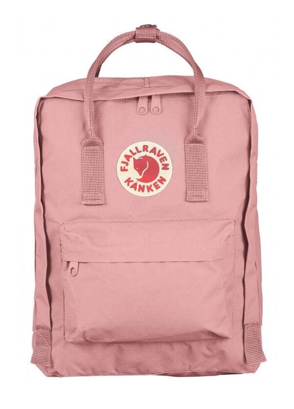 f126746e6a67c Fjallraven Kanken F23510 16L Backpack - Pink for sale online