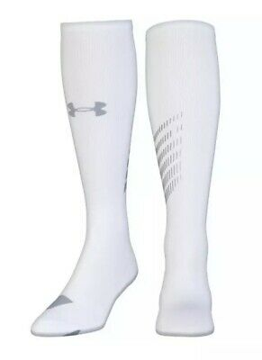 Under Armour Compression Performance OTC Socks Size Medium