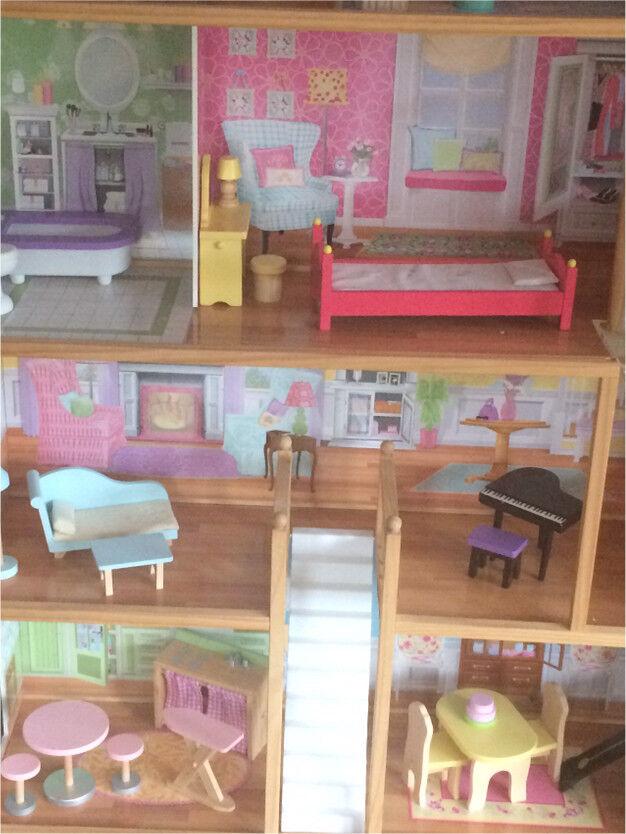 Kidkraft Majestic Mansion Dollhouse 65252 In Dunfermline Fife