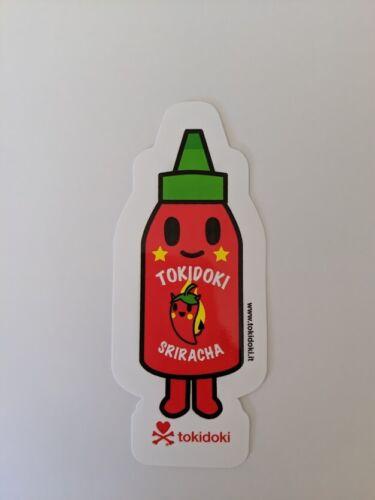 tokidoki sticker - Sriracha