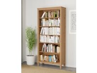 Ikea Hemnes Wooden Bookcase (matching TV bench also available)