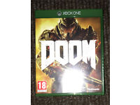Doom for sale for Xbox one