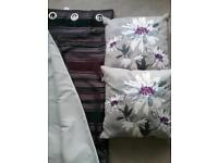 Curtains & cushions from Next