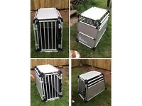 4pets Proline car dog crate, for medium to large dogs