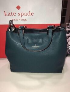BNWT Authentic Kate Spade Leather Purse/Crossbody-