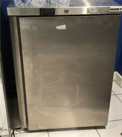 Husky SS1 Stainless Steel Commercial Undercounter Fridge