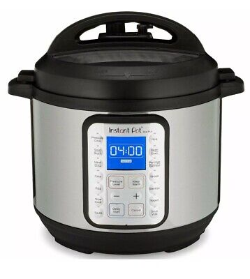 Instant Pot 60 DUO Plus 5.7L 9-in-1 Multi-Use Programmable Pressure, Slow, Rice,