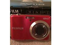 Fujifilm finepix AV110