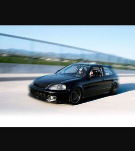 Looking for a civic hatchback 90-00
