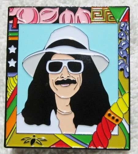George Harrison METAL PIN Gone Troppo Lp Album Tribute Beatles Band Rare
