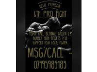 Professional Sportsman Sponsorship/Funding (Boxing)