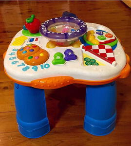 fisher price laugh and learn musical learning table Carlingford The Hills District Preview